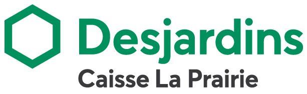 Logo Caisse Desjardins La Prairie